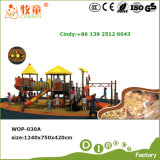 Children Outdoor Playground Bright Summary Sunshine Series Slides