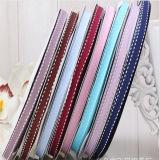 Wholesale Ribbon Printed Grosgrain Ribbon Custom Printed Ribbon