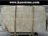 Competitive Golden Spider Marble Slabs and Tile