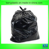 Black Plastic Bags HDPE Garbage Bags