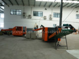 Sponge Cutting Machine Textile Scrap Recycling Machine for Cutting Waste Cloth, Waste Rag, Waste Fabric, Old Clothes