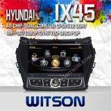 Witson Car DVD GPS for Hyundai Santa Fe/IX45 2013 (W2-C209)