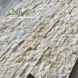 Cream Beige Color Marble Culture Stone for Indoor Wall