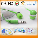 Hot Brandnew Cable 3.5mm in-Ear Earphone for MP3 MP4 Headphone