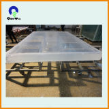 High Quality Plexiglass Panel 5mm Cast Clear Acrylic Sheet Price