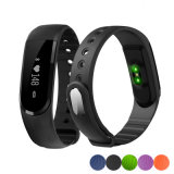 Factory Direct Sale, ID101hr Intelligent Heart Bracelets, Bracelet All Touch Screen 0.91 Movement