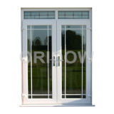 UPVC French Doors with Rehau Profile Roto Hardware (OR-FD001)