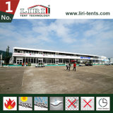 15m a Frame Double Decker Two Storey Marquee Tent Structure for VIP Lounge