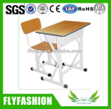 Kindergarten Furniture Single Desk Chair School for Kid