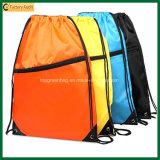 Popular Nylon Polyester Drawstring Backpack Bag (TP-dB265)