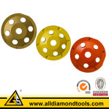 """4""""-7"""" PCD Grinding Cup Wheel for Concrete Floor"""