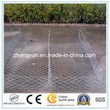 China Hot Dipped Galvanized Hexagonal Wire Mesh Gabion Box