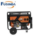 5kw/5kVA 220/380V Electric Gasoline Generator with Ce, Fs6500e