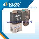 """Low Price 2 Ports Solenoid Valves (2V025-06) / NPT, BSPT, Bsp 1/8""""/DC12V, 24V, AC110V, 220V"""