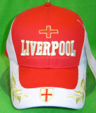 Cotton Canvas Sport Cap for Football Club