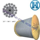 Wire Rope for Rotaty Driling Rig 27 (W) Xk7