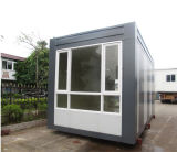 Office Container House/Steel Container House/Best Modular Homes/Affordable Prefab Homes (S01)