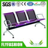 Steel 3 Seater Airport Public Chair Waiting Chair (SF-74)