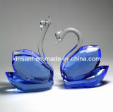 Colorful Handmade Modern Crystal Animal Figurines for Wedding Favors