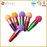 Washami Cosmetic Puff Make up Foundation Powder Puff with Handle