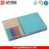 Die-Cut Sticky Note Pad with Colorful Pages