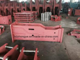 Hb30g Slience Type Frame for Hydraulic Breaker Spare Parts