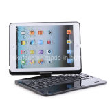 Spin Wireless Bluetooth Keyboard Aluminium Case for iPad Air