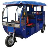 Petrol Tricycle, Gasoline Tricycle 3 Wheel Motorcycle for Passenger