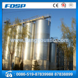 Ce ISO Certificated Bulk Powder Storage Steel Silo