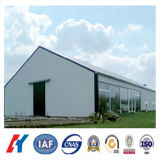Prefabricated Light Steel Structure Metal Warehouse