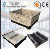 Plastic Logistic Collapsible Bin Plastic Pallet Boxes
