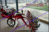 Rice Paddy Transplanter Tractor Riding Rice Seeder Planting Machine