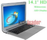 "14.1""Inch Windows10 Laptop with Intel Celeron J1900 2.0GHz Quad-Core (A3)"