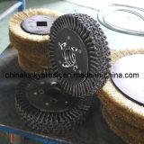 Twist Knot Steel Wire Wheels Brush for Railway (YY-079)