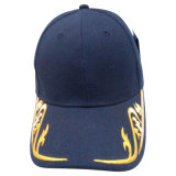 6 Panel Sport Baseball Cap with Embroidery Bb188