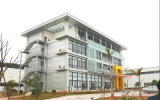 Prefab Light Steel Structure for Municipal Administrative Office (KXD-203)