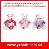 Valentine Decoration (ZY13L937-1-2-3) Valentine Bear Photo Frame