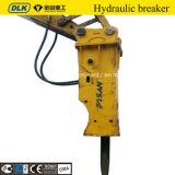 Box Silent Jack Rock Hammer Breaker for 20tons Excavator