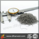 Cut Wire Stainless Steel Fibre for The Silicate Industry