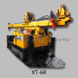 Drilling Rig Equipment Xt-6r Hydraulic Crawler Core Drilling Rig Large Diameter Drilling Rig