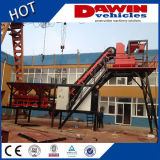 25m3 35m3 Mini Mobile Concrete Batching Station Concrete Center