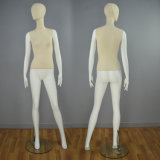 Fashion Female Apparel Mannequin with Fabric Wrapped