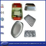 Aluminum Foil Container for Food (F58085)