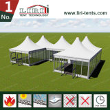 Module Pyramid Tent Structure for Office and Booth