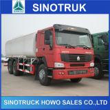 6X4 25000L Fuel Oil Tanker Truck 20ton HOWO Fuel Trucks