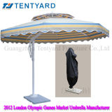 100% Polyester Waterproof 9 Ft ODM/OEM Outdoor Umbrellas (UA3131/7)