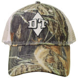 Real Tree Camouflage Twill Mesh Army Trucker Hat (TMT9892-1)
