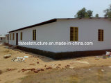 China Smiple Design Resist-Cold Construction Prefabricated Homes
