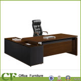 2016 New Walnut 36mm Thickness Cheap Office Manager Table