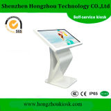 42 Inch Floor Stand Self Service Kiosk for Shopping Mall